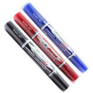 ปากกาเคมี 2 หัว